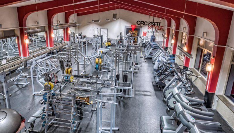Styrkemaskiner Hälsohuset i Landskrona